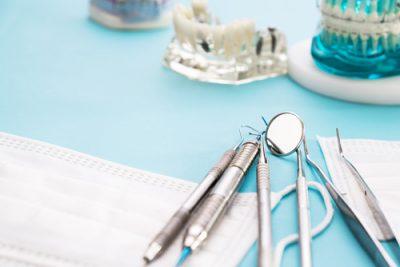 Akcesoria w gabinecie stomatologicznym