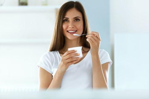 białe dieta po wybielaniu zębów